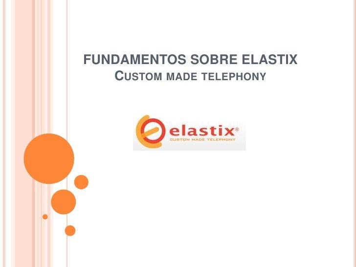 Fundamentos Teoricos Sobre Elastix