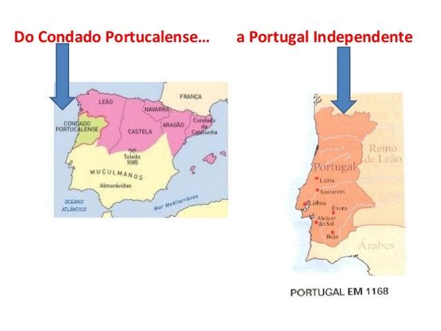 Do Condado Portucalense…   a Portugal Independente