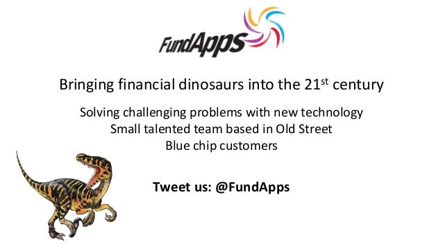 FundApps Prsentation at TechStartupJobs Fair London 2014