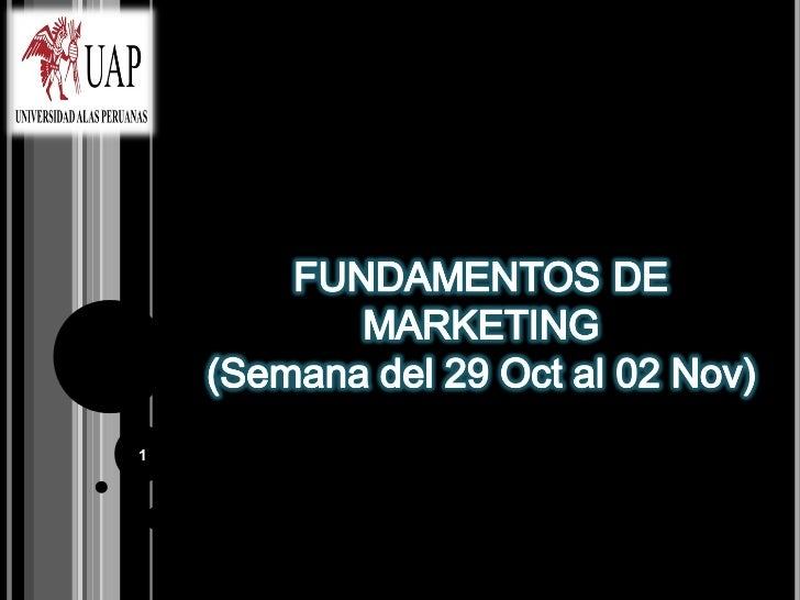 Fund mkt 16 y 17 (29 oct12) posicionamiento