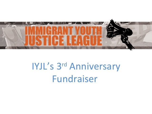 Immigrant Youth Justice League, 2009-2012, Chicago, IL.