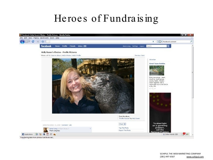 Fundraising Profesionals and Social Media
