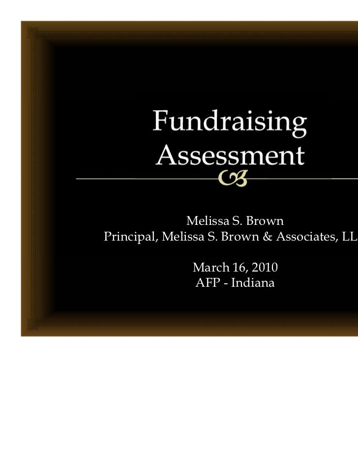 Fundraising Assessment-AFP-IN