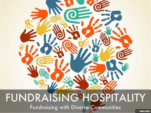 Fundraising Hospitality