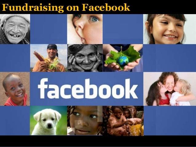 Fundraising on facebook