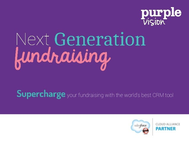 Fundraising with Salesforce
