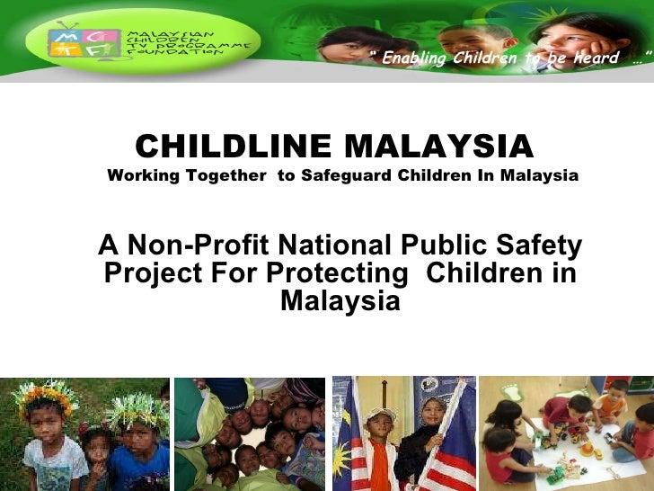 Childline Malaysia
