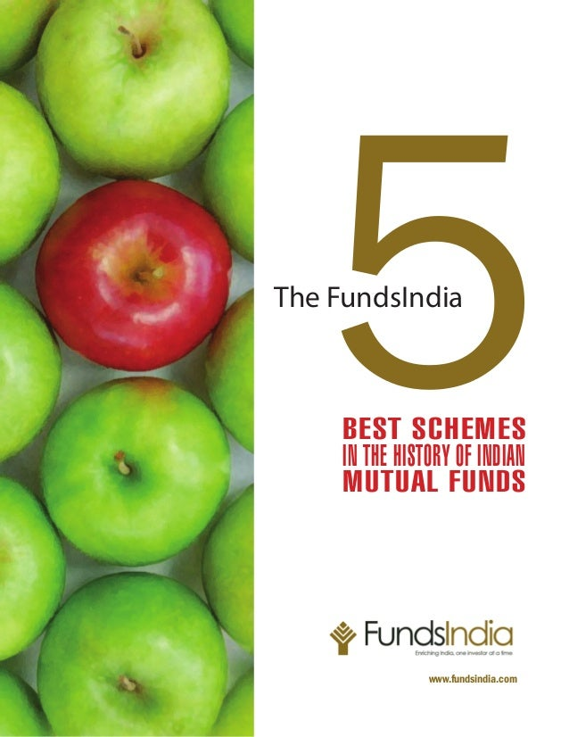 The FundsIndia 5 Best Schemes in the History of Indian Mutual Funds.