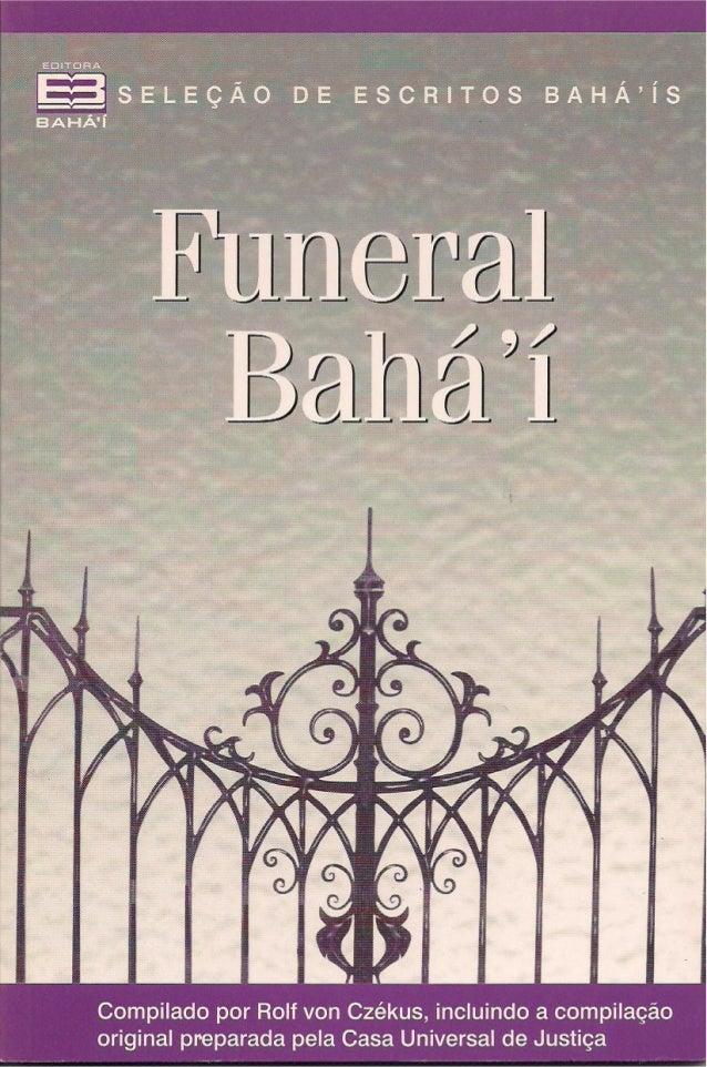 FUNERAL BAHÁ'Í