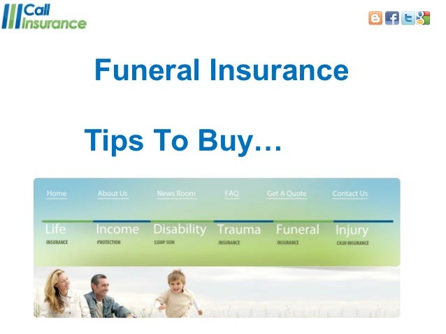 Funeral insurance - Do You Need One?