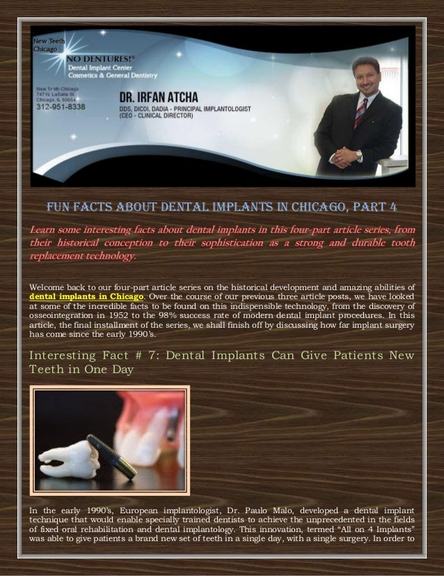 Dentistry scientific document services