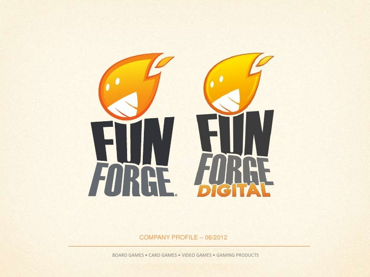 Funforge Digital - Company Profile - June 2012