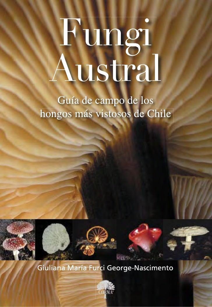 Revista Fungi Austral.