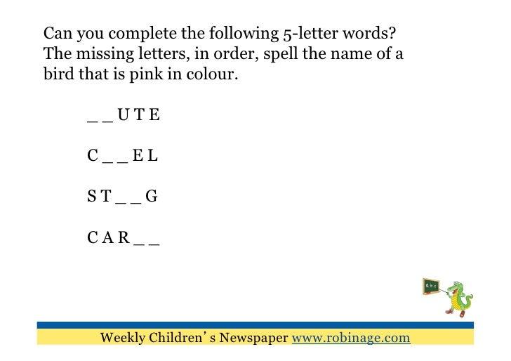 Free Worksheets » Math Brain Teaser Worksheets - Free Printable ...