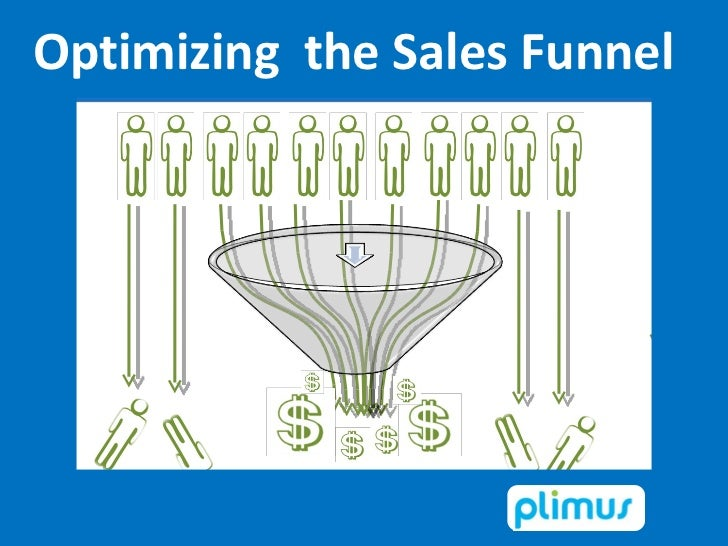 Optimizing  the Sales Funnel