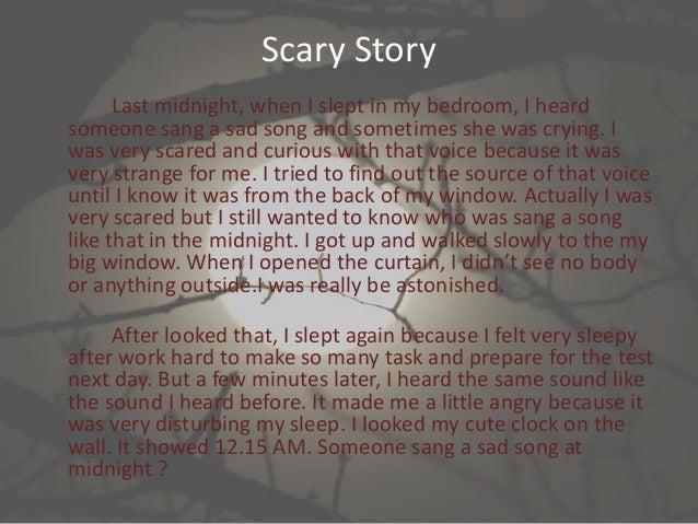 short funny narrative essay