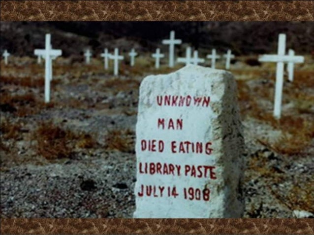 Funny & Unusual Tombstones