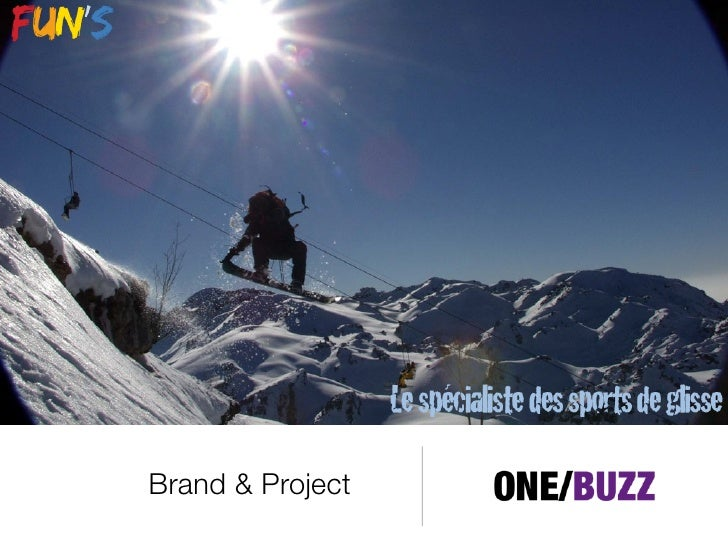 Brand & Project