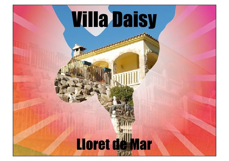 Villa DaisyLloret de Mar