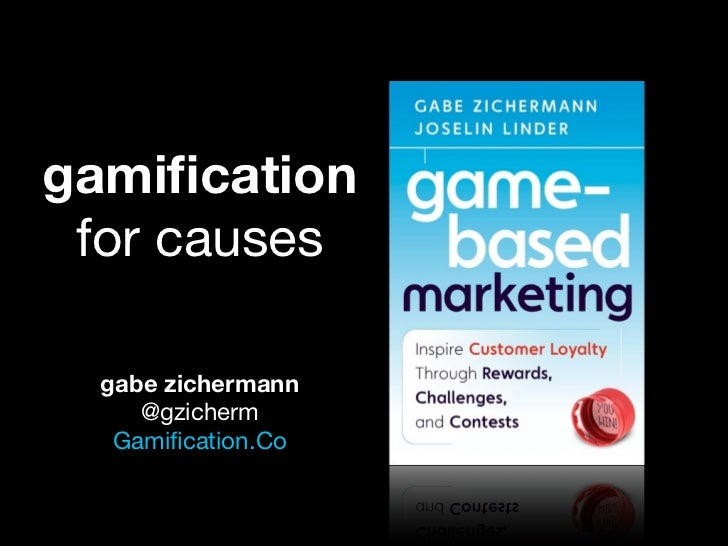 (   funware for (non)profit     using game mechanics to develop, engage & retain community                                 ...