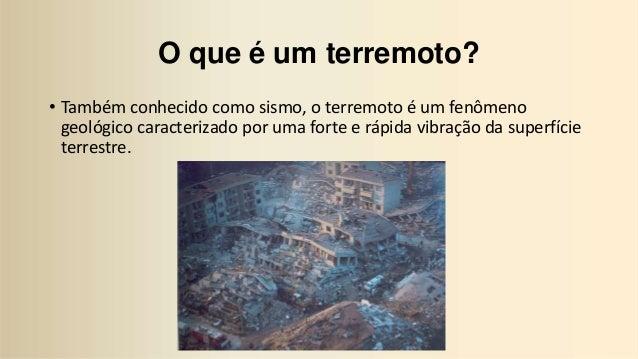 Resultado de imagem para terremotos
