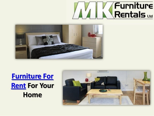 Furniture ForRent For Your   Home