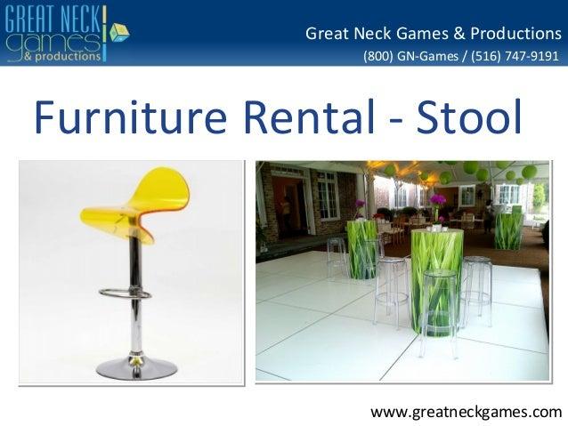 Furniture rental stool for Rent one furniture rental