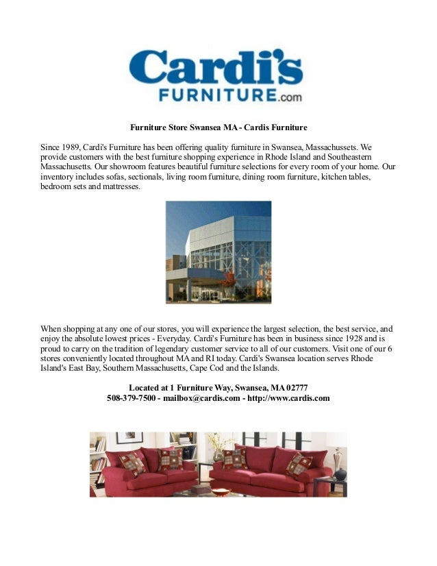Furniture Store Swansea Ma Cardis Furniture