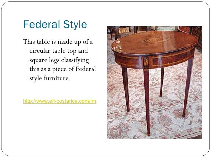 Furniture Styles Power Point 2 : furniture styles power point 2 4 728 from www.slideshare.net size 728 x 546 jpeg 101kB