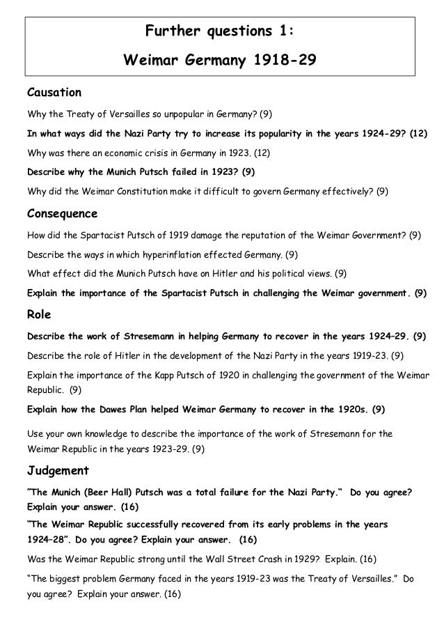 germany1918 1923 essay Scribd is the world's largest social reading and  in 1923 when captain shrhardt's wlking bund invaded franconia as a preliminary step  germany essay 1288.