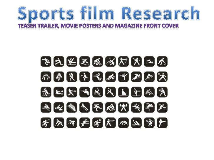 Sport films research