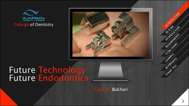 Future Technology  Future Endodontics TH RE EX FL RE IN O IN UT TR TR O AM FE Q AN W UI LI RE O PL K N RE OD CH D N E YO U...