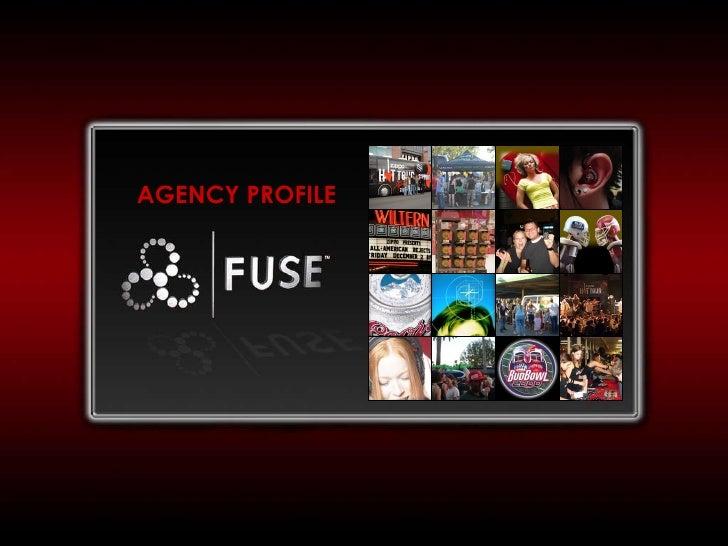 Fuse Agency Profile