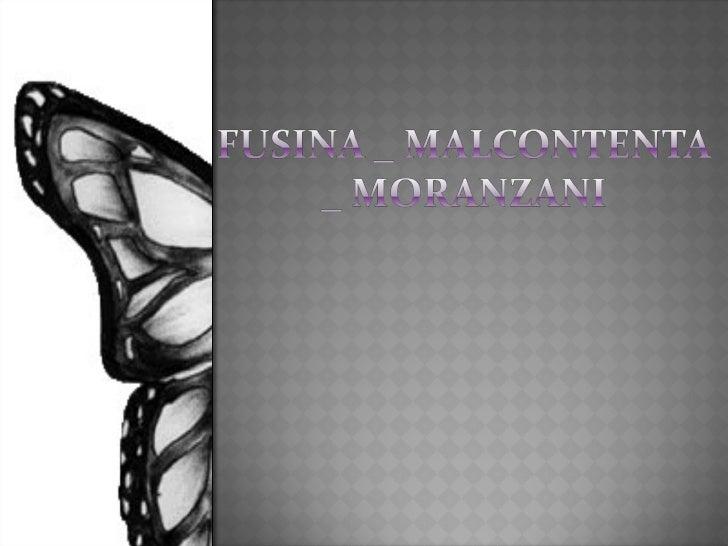 Fusina, Malcontenta e Moranzani