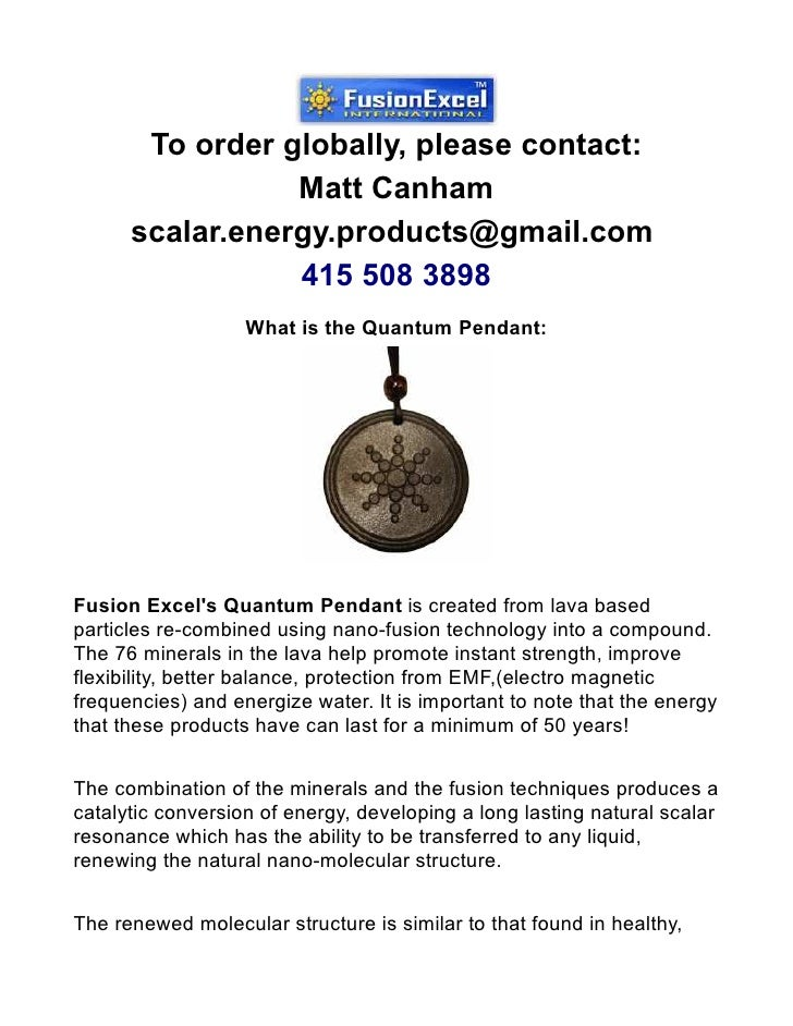 To order globally, please contact:                  Matt Canham       scalar.energy.products@gmail.com                  41...