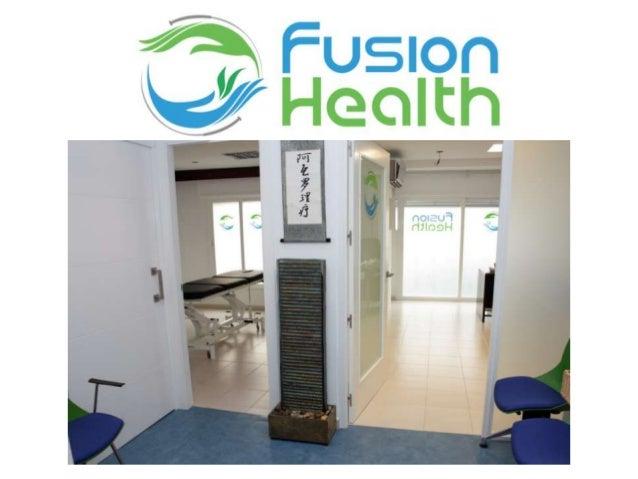 ¿QUÉ ES? CLINICA Fisioterapia + Acupuntura  Fusión de terapias  Medicina Integrativa