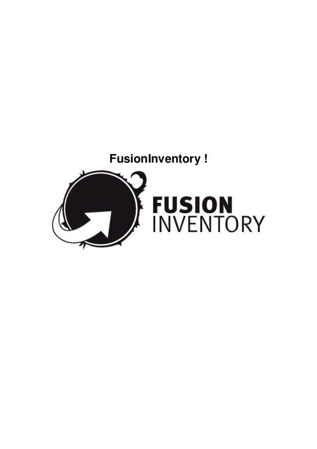 FusionInventory !