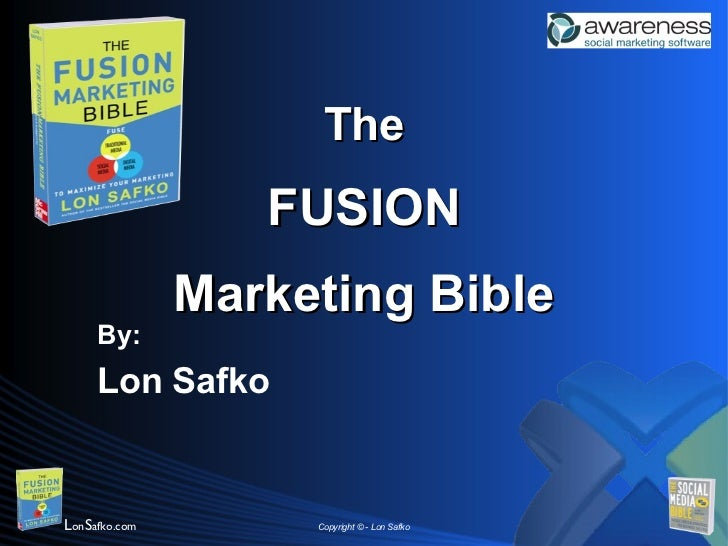 Fusion Marketing - It's What's Next