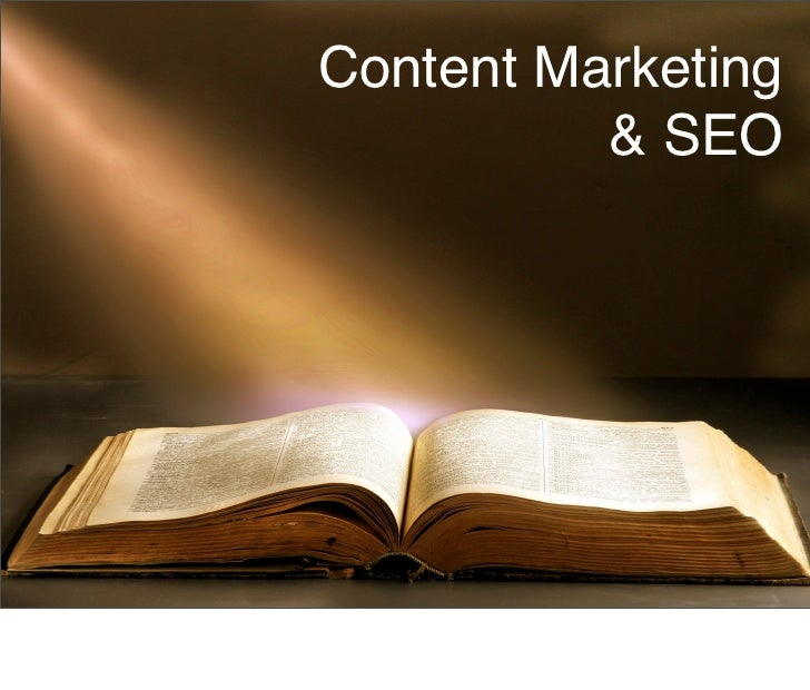 SEO & Content Marketing - Fusion Marketing Experience