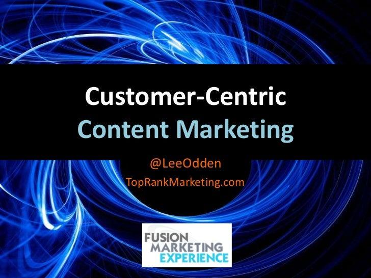 Optimize Workshop - Social Media & SEO Tactics for Content Marketing #fusionmex