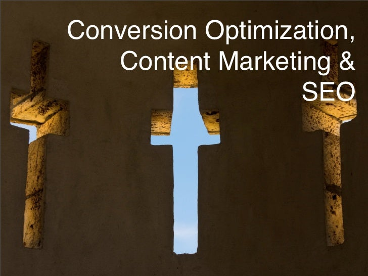 Conversion Optimization starts in the SERPs