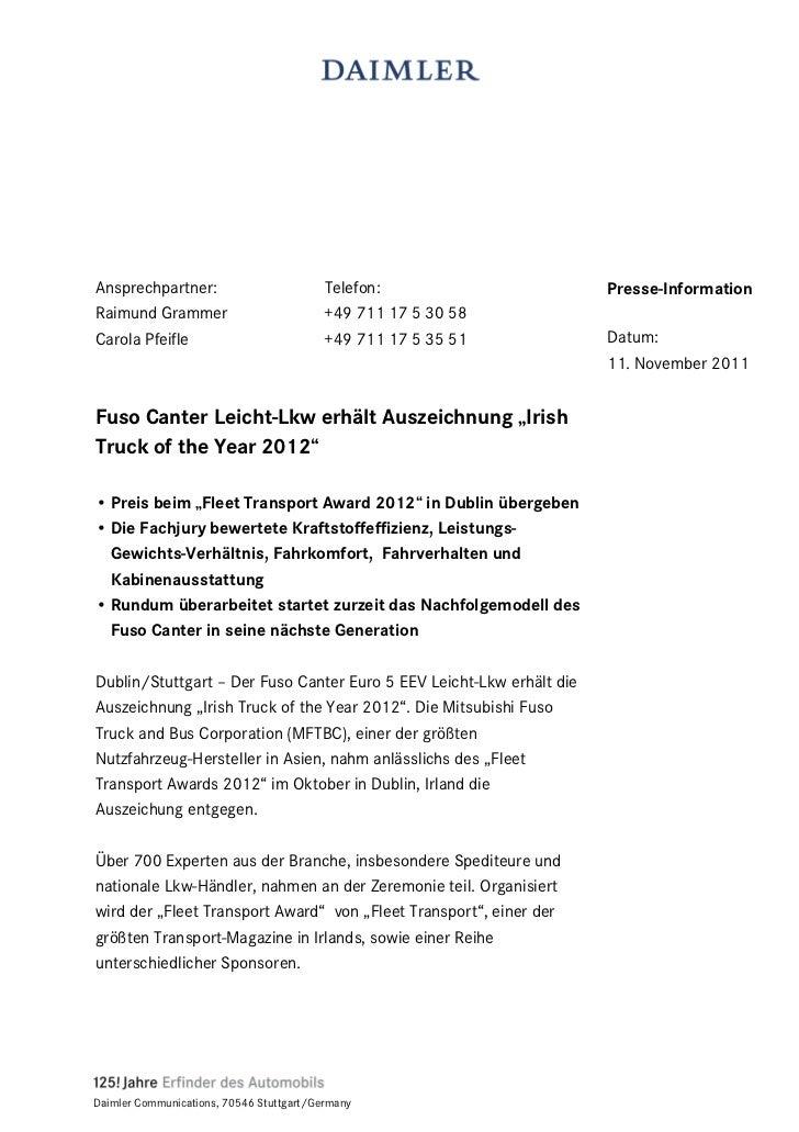 Ansprechpartner:                          Telefon:                    Presse-InformationRaimund Grammer                   ...