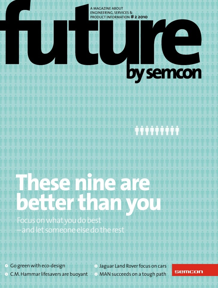 a magazine about                                        engineering, services &                                        pro...