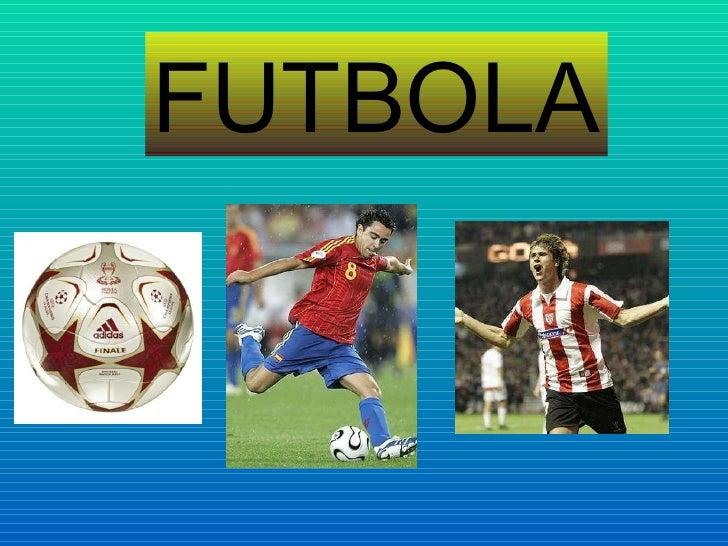 Futbola