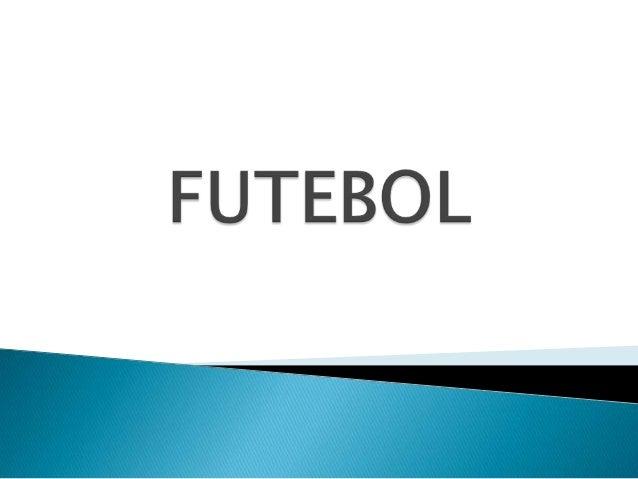 Futebol 1ª aula