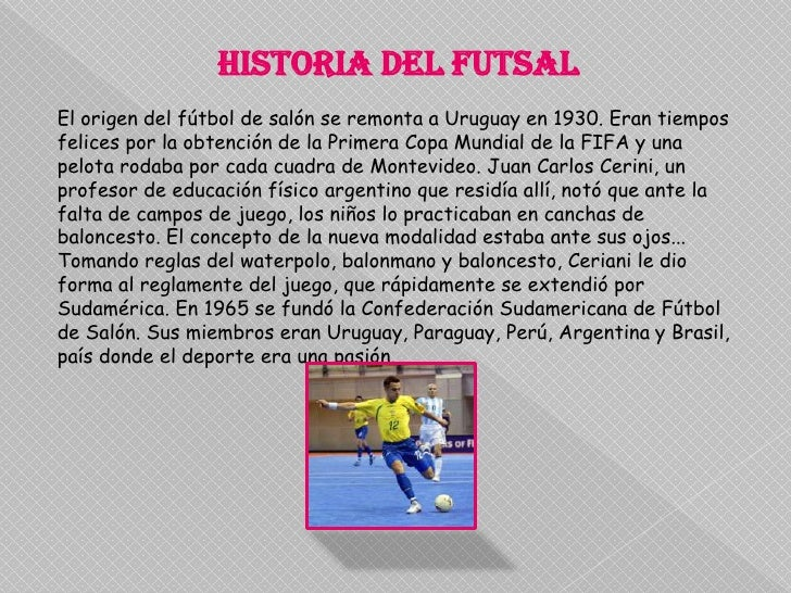 Futsal for 5 reglas del futbol de salon