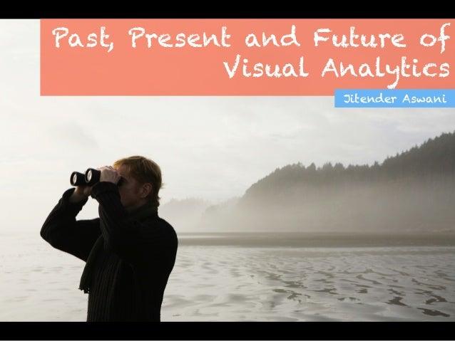 Past, Present and Future of Visual Analytics Jitender Aswani