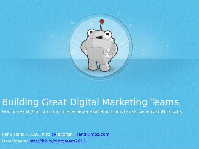 Rand Fishkin_SearchLove San Diego_Future Digital Marketing Teams