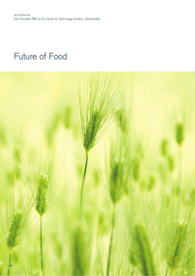 Future Agenda   Future Of Food