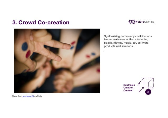 Content crowdsourcing